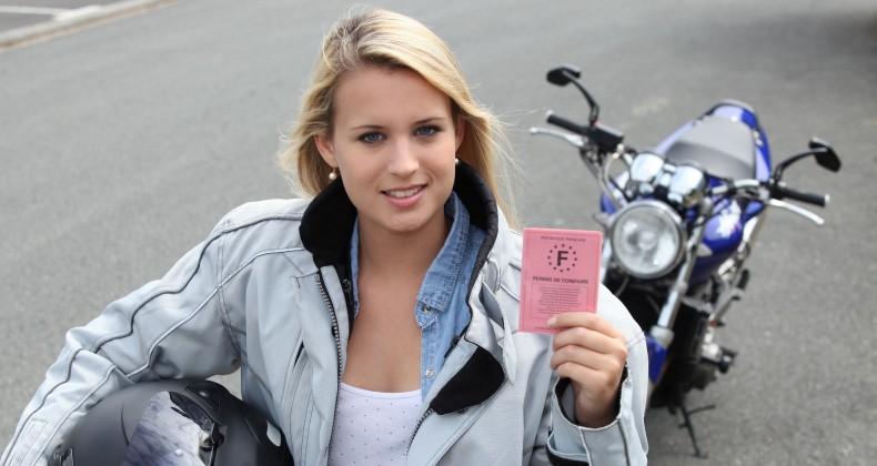 Tout savoir sur les catégories de permis moto