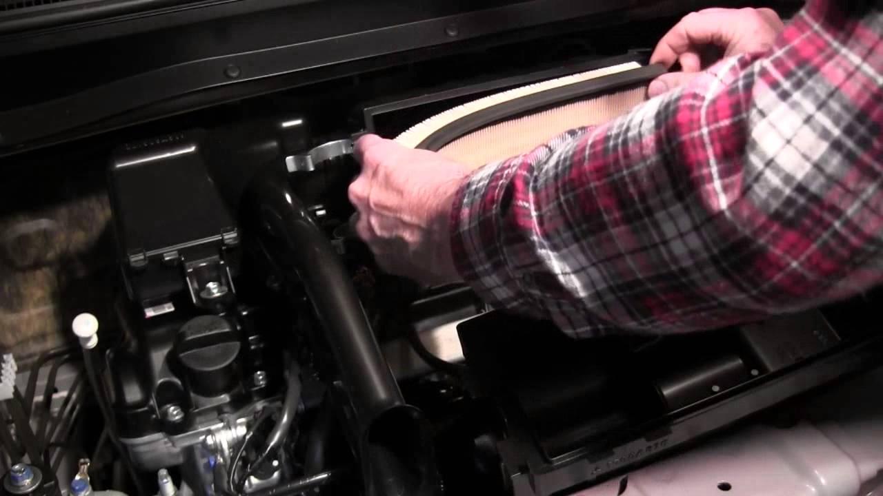 Comment changer le filtre à air de sa Mitsubishi ?