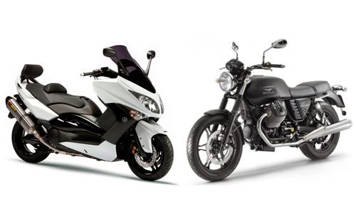 Entre scooter et moto, lequel choisir