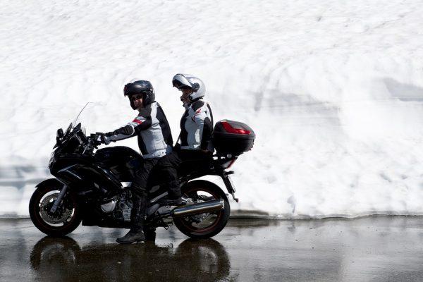 Réussir l'hivernage de la moto