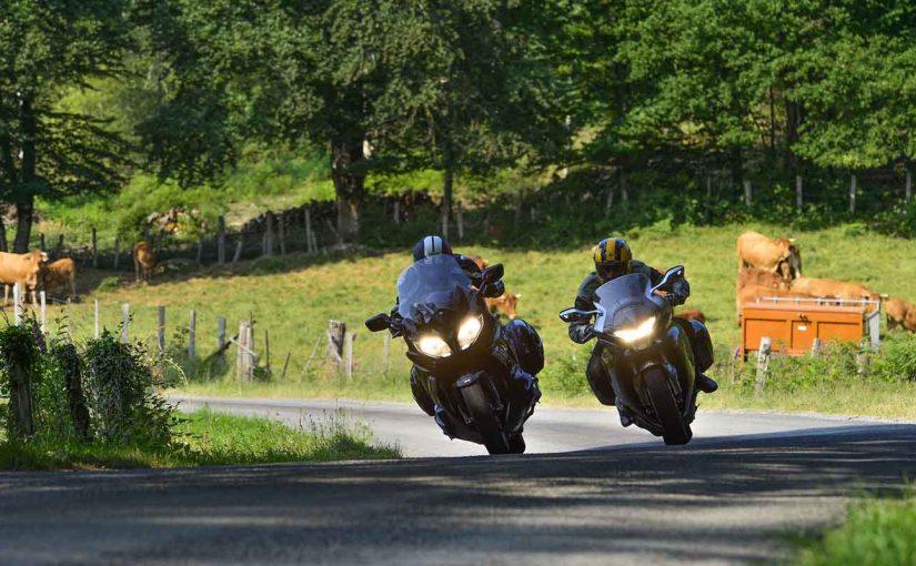 Mise au point sur les trois formules d'assurances moto