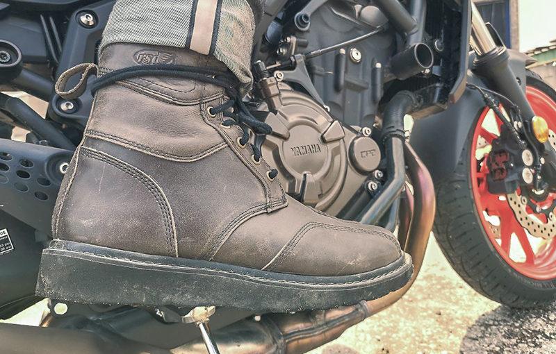 Quelles chaussures pour motard ?