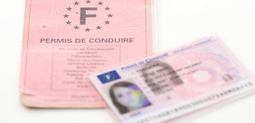 Étapes pour l'obtention du permis de conduire